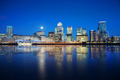 London Docklands at night - PhotoDune Item for Sale