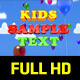 Kids Intro - VideoHive Item for Sale