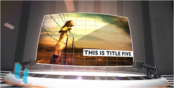 After Effects Project - VideoHive Stage theme 2858567