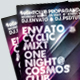 Cosmos Summer Party / Nightclub Poster & Flyer - GraphicRiver Item for Sale