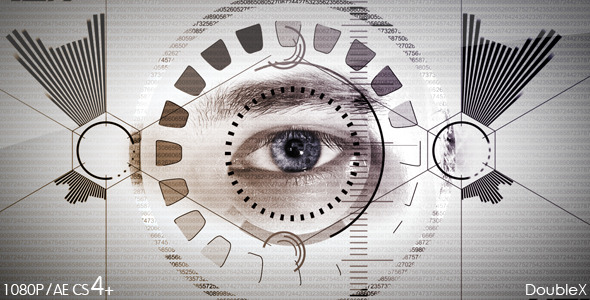 After Effects Project - VideoHive Digital Eye 2861355
