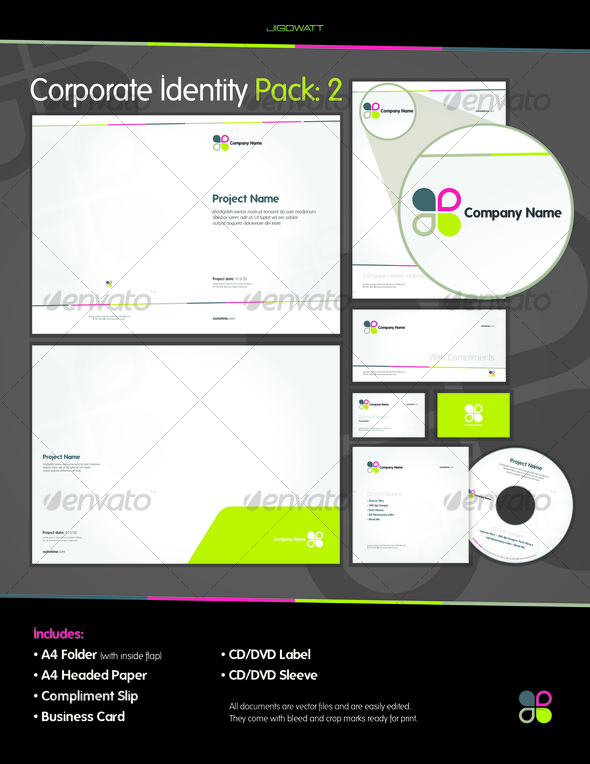 GraphicRiver Corporate ID Pack 2 102343