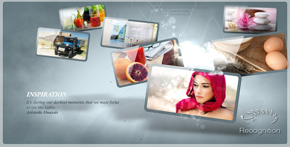 After Effects Project - VideoHive Recognition 2862496