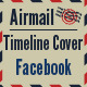 Airmail Facebook Timeline Covers - GraphicRiver Item for Sale