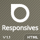 Responsives - ThemeForest Item for Sale