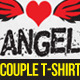 Couple T-Shirt - GraphicRiver Item for Sale