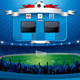 Vector Soccer Scoreboard - GraphicRiver Item for Sale