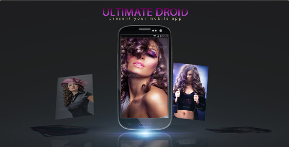 After Effects Project - VideoHive Ultimate Droid 2863645