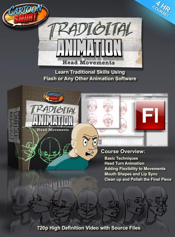 TutsPlus Tradigital Animation Techniques Head Movements 2879026