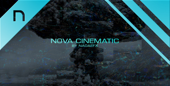 After Effects Project - VideoHive Nova Cinematic 2880035