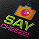 Say Cheez Logo - GraphicRiver Item for Sale