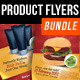 Product Promotion Flyers Bundle - GraphicRiver Item for Sale