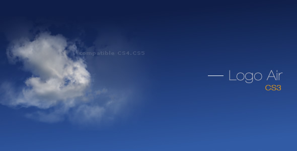 After Effects Project - VideoHive Air Logo CS3 103583