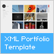 XML Portfolio Template - ActiveDen Item for Sale