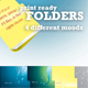 Print-Ready Folders - GraphicRiver Item for Sale
