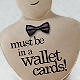 Gentleman's Business Card - GraphicRiver Item for Sale