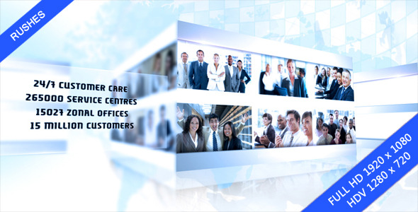 VideoHive Corporate Multiview 2902336