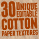 Good Ol' Cotton Paper - GraphicRiver Item for Sale
