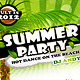 Summer Beach Party / Flyer - GraphicRiver Item for Sale