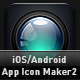 Easy App Icon Maker vol. 2 - GraphicRiver Item for Sale