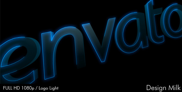 After Effects Project - VideoHive Logo Light 2917199