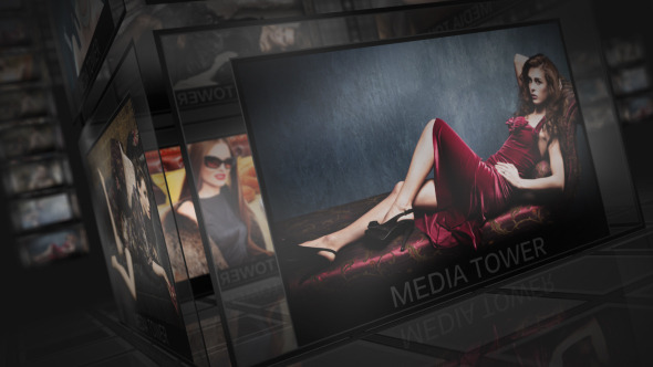 VideoHive Media Tower 2918338