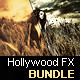 37 Cinema Hollywood Movie FX Bundle - GraphicRiver Item for Sale