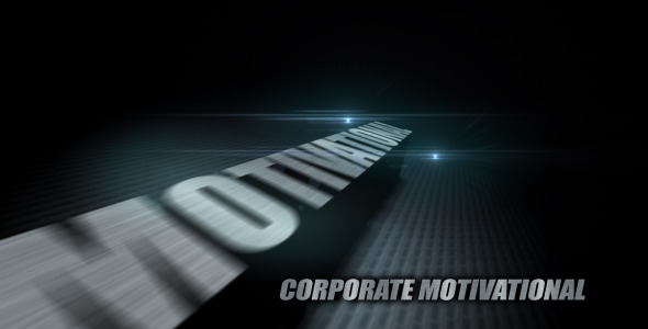 After Effects Project - VideoHive 3D Logo Dramatic 2919775