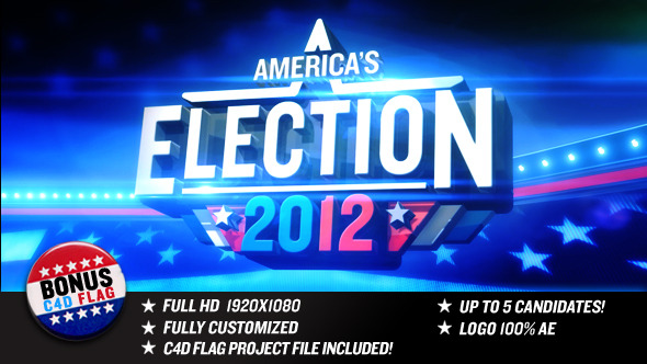 VideoHive Election Year 2906072
