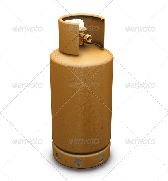 Graphic River Propane gas Graphics -  3D Renders  Objects 306021