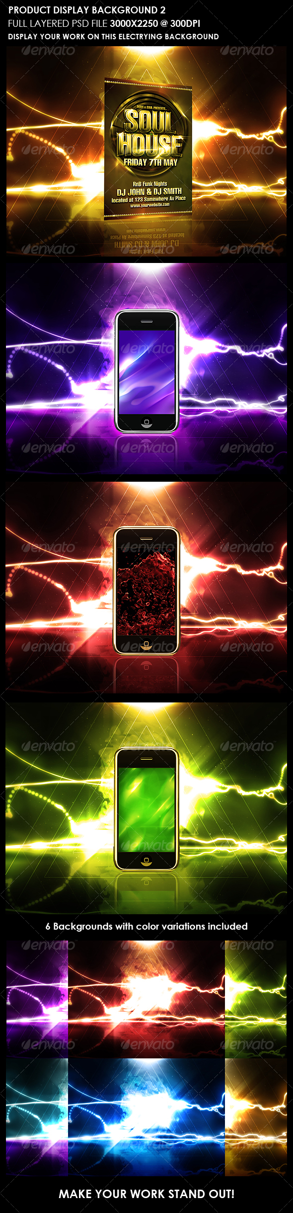 GraphicRiver Product Display Background 2 104723