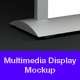 Multimedia Display Mockup - GraphicRiver Item for Sale