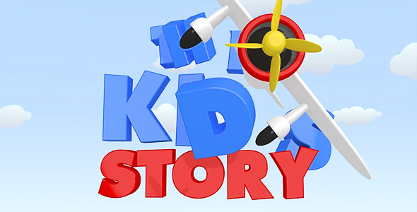 VideoHive The Kids Story 2357958