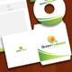 Green Company identity Pack  - GraphicRiver Item for Sale