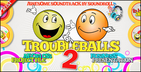 After Effects Project - VideoHive Troubleballs 2 306518
