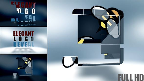 VideoHive Elegant Logo Reveal 2909850