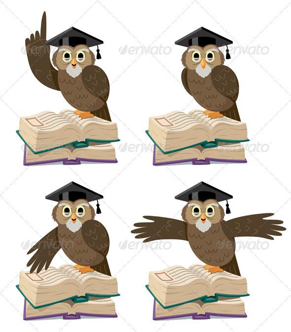 GraphicRiver Owl 2 84585