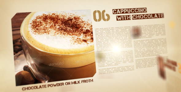 After Effects Project - VideoHive Hybrid Typo Presentation 2912464