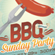 BBQ Summer Party Flyer/Invitation - GraphicRiver Item for Sale