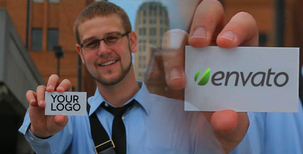 VideoHive Young Professional Custom Business Card 2935572