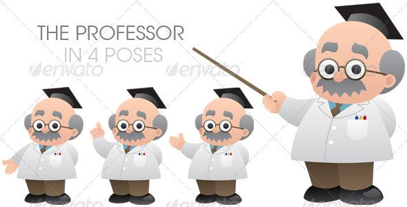 GraphicRiver Professor 113181