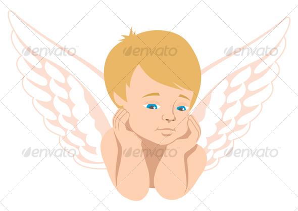 GraphicRiver Cupid 82471