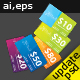 COLORFUL - gift cards - GraphicRiver Item for Sale