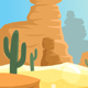 Desert - GraphicRiver Item for Sale