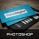 Designer Business Card - GraphicRiver Item for Sale