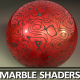 18+7 Marble SHADERS - 3DOcean Item for Sale