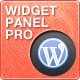 Widget Panel Pro for WordPress - CodeCanyon Item for Sale
