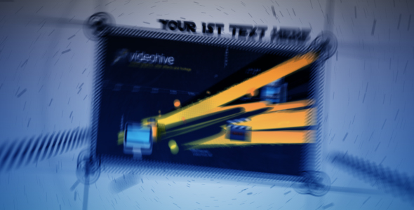 After Effects Project - VideoHive Space Impact 105300