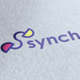 Synch Logo - GraphicRiver Item for Sale