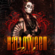 Halloween Bash Flyer Template - GraphicRiver Item for Sale
